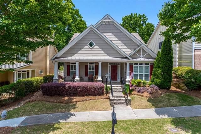 607 Pringle Drive, Suwanee, GA 30024 (MLS #6895969) :: North Atlanta Home Team