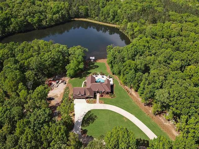 228 Old Driver Road, Whitesburg, GA 30185 (MLS #6895987) :: The Realty Queen & Team