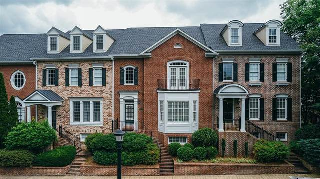 4604 Ivygate Circle SE, Atlanta, GA 30339 (MLS #6896019) :: The Hinsons - Mike Hinson & Harriet Hinson