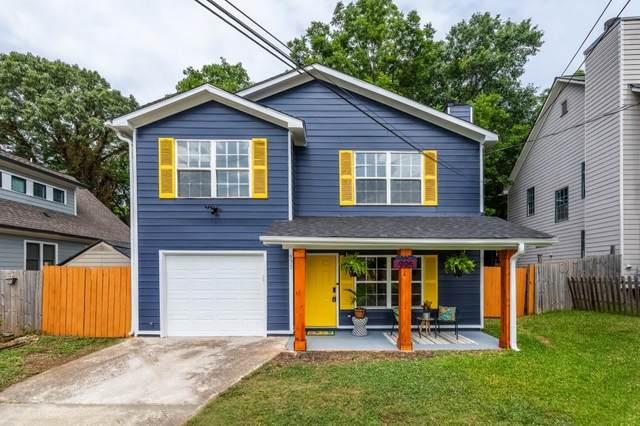 995 Martin Street SE, Atlanta, GA 30315 (MLS #6896048) :: Kennesaw Life Real Estate