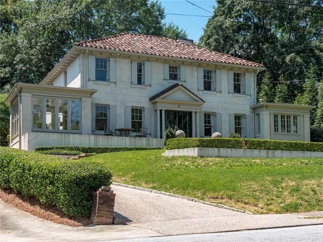 11 Palisades Road NE, Atlanta, GA 30309 (MLS #6896055) :: Kennesaw Life Real Estate