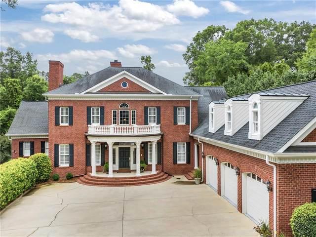 153 Wolf Creek Drive N, Macon, GA 31210 (MLS #6896081) :: Path & Post Real Estate