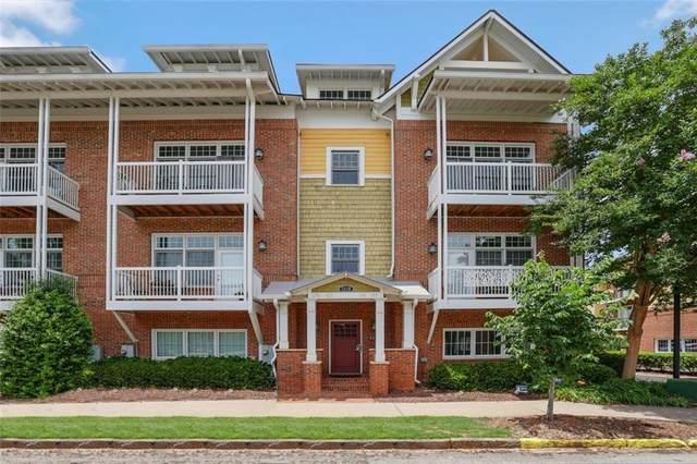 1258 Dekalb Avenue NE #134, Atlanta, GA 30307 (MLS #6896089) :: Path & Post Real Estate