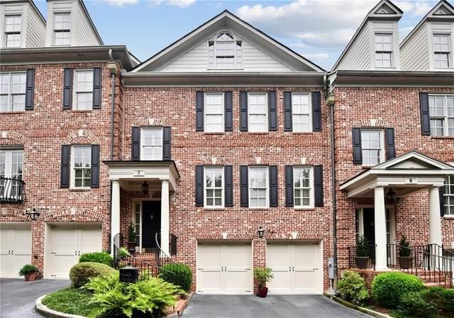 3707 Peachtree Road NE #5, Atlanta, GA 30319 (MLS #6896098) :: North Atlanta Home Team