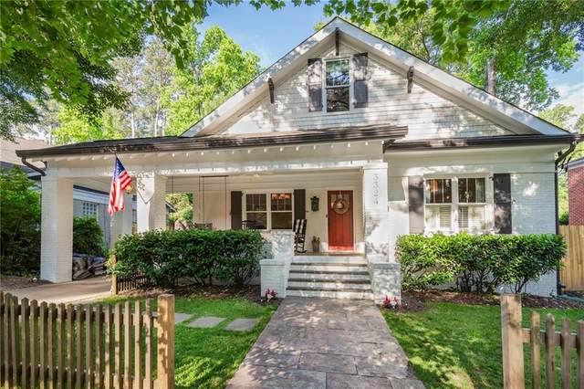 3324 W Shadowlawn Avenue NE, Atlanta, GA 30305 (MLS #6896109) :: RE/MAX Prestige