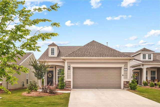 107 Odingsell Court, Griffin, GA 30223 (MLS #6896129) :: The Heyl Group at Keller Williams