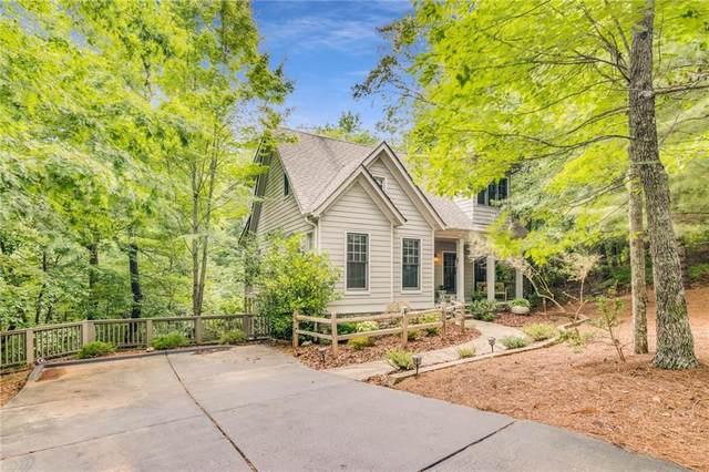 50 Sweetgum Circle, Big Canoe, GA 30143 (MLS #6896135) :: Kennesaw Life Real Estate