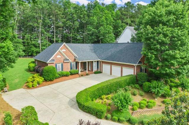 590 Fairway Drive, Woodstock, GA 30189 (MLS #6896197) :: North Atlanta Home Team