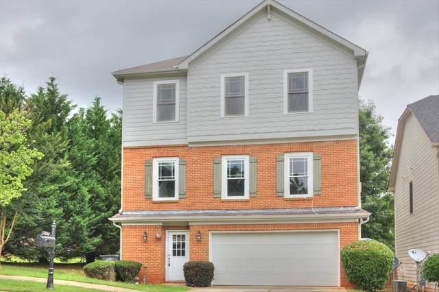 1753 Thomas Pointe Trace, Lawrenceville, GA 30043 (MLS #6896231) :: North Atlanta Home Team