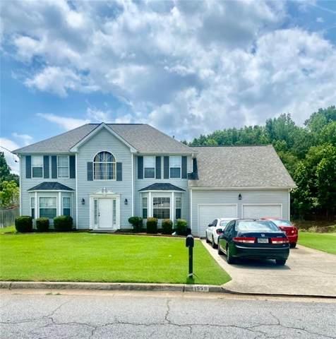 1559 Duren Farms Drive, Lithonia, GA 30058 (MLS #6896235) :: North Atlanta Home Team