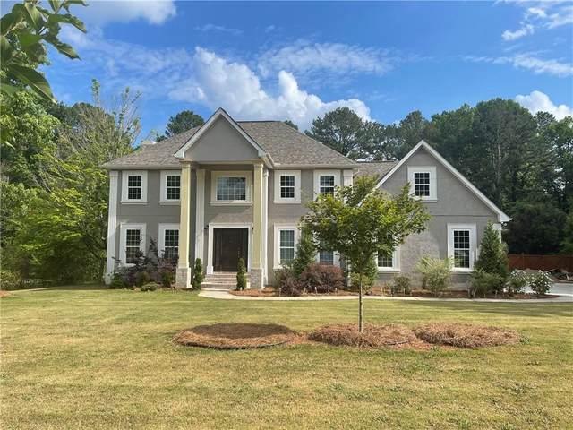 2831 Lake Jodeco Road, Jonesboro, GA 30236 (MLS #6896244) :: North Atlanta Home Team