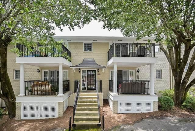 869 Briarcliff Road NE B14, Atlanta, GA 30306 (MLS #6896253) :: Path & Post Real Estate