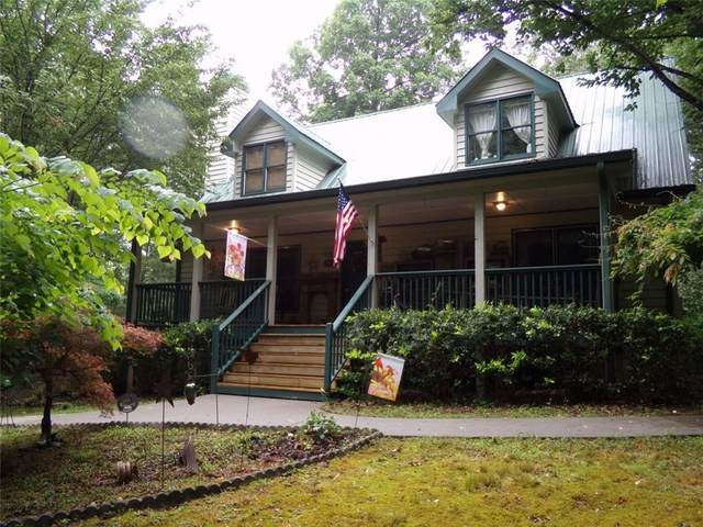 346 River View Trail E, Dahlonega, GA 30533 (MLS #6896256) :: Charlie Ballard Real Estate