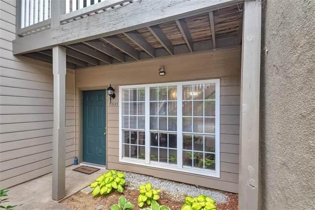 1001 Mill Pond Drive SE #1001, Smyrna, GA 30082 (MLS #6896262) :: Path & Post Real Estate