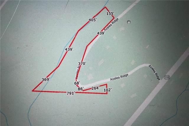 100 Azalea Ridge, Dahlonega, GA 30533 (MLS #6896286) :: Lucido Global