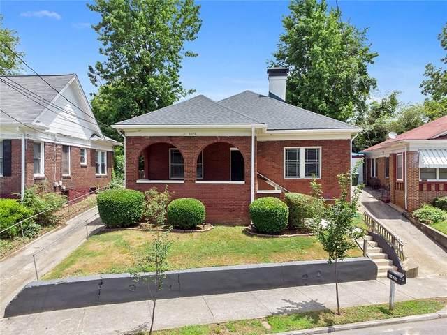1425 Oglethorpe Avenue SW, Atlanta, GA 30310 (MLS #6896323) :: Oliver & Associates Realty