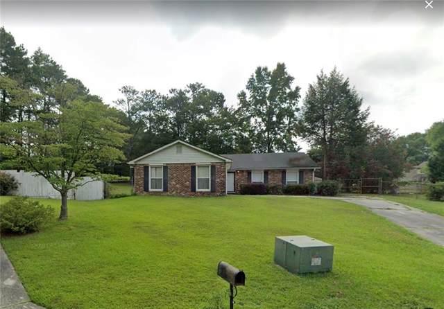 125 Valley Bend Lane, College Park, GA 30349 (MLS #6896348) :: North Atlanta Home Team