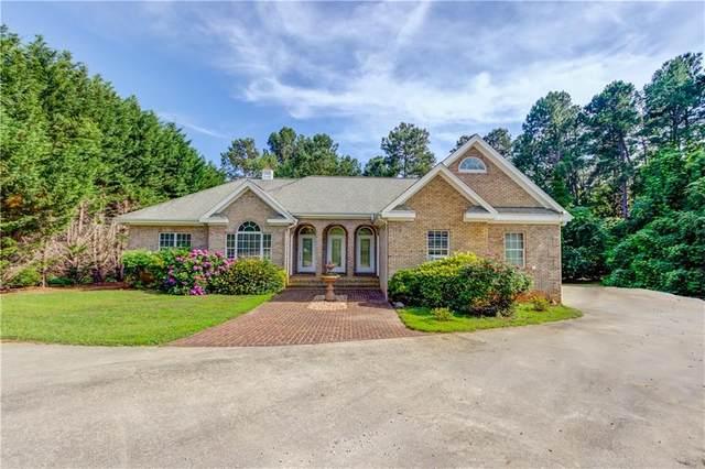 746 Powderbag Creek Road, Hartwell, GA 30643 (MLS #6896357) :: North Atlanta Home Team