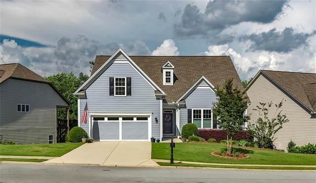 3214 Indian Hawthorne Ridge SW, Gainesville, GA 30504 (MLS #6896377) :: North Atlanta Home Team