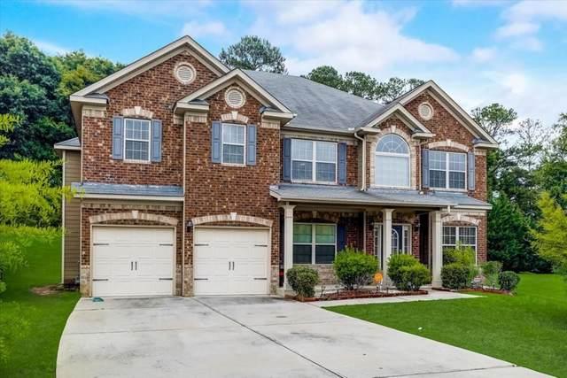 5404 Stirrup Way, Powder Springs, GA 30127 (MLS #6896382) :: North Atlanta Home Team
