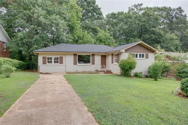 1606 Tanager Circle, Decatur, GA 30032 (MLS #6896385) :: Lucido Global