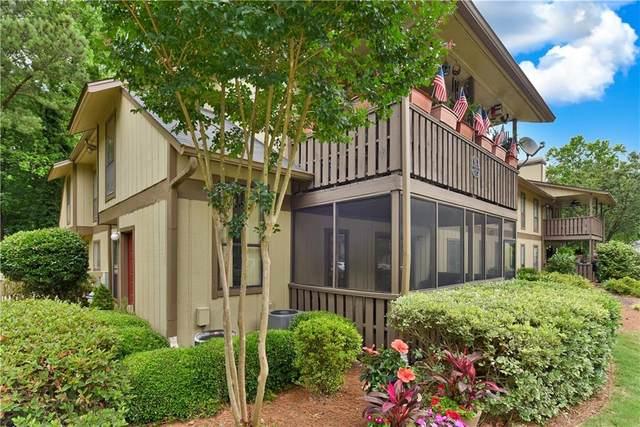 902 Woodcliff Drive #902, Atlanta, GA 30350 (MLS #6896397) :: RE/MAX Prestige