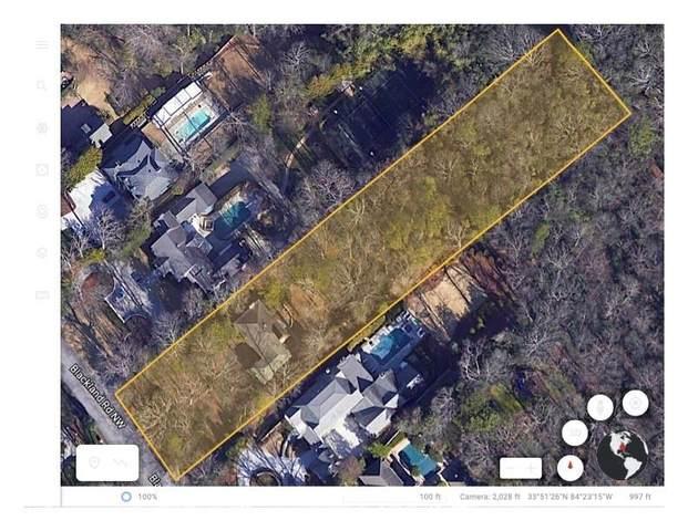 95 Blackland Road NW, Atlanta, GA 30342 (MLS #6896405) :: Dillard and Company Realty Group