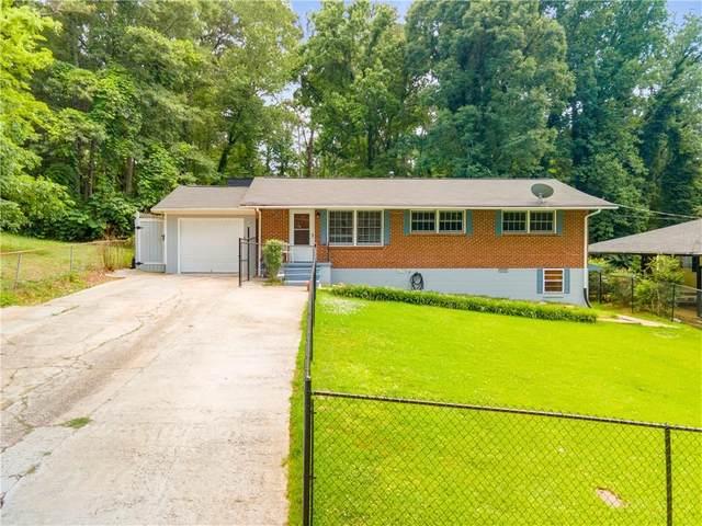 761 Fallview Drive, Forest Park, GA 30297 (MLS #6896409) :: North Atlanta Home Team