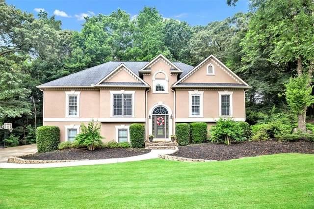 2011 Castlemaine Circle, Woodstock, GA 30189 (MLS #6896414) :: Oliver & Associates Realty