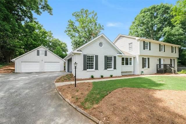 250 Abington Drive, Atlanta, GA 30328 (MLS #6896439) :: North Atlanta Home Team