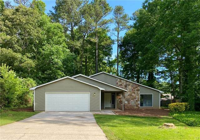 1194 Ridgeside Drive NW, Acworth, GA 30102 (MLS #6896445) :: North Atlanta Home Team