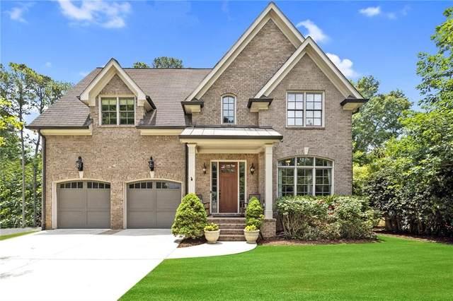 1495 Cortez Lane NE, Brookhaven, GA 30319 (MLS #6896471) :: Rock River Realty