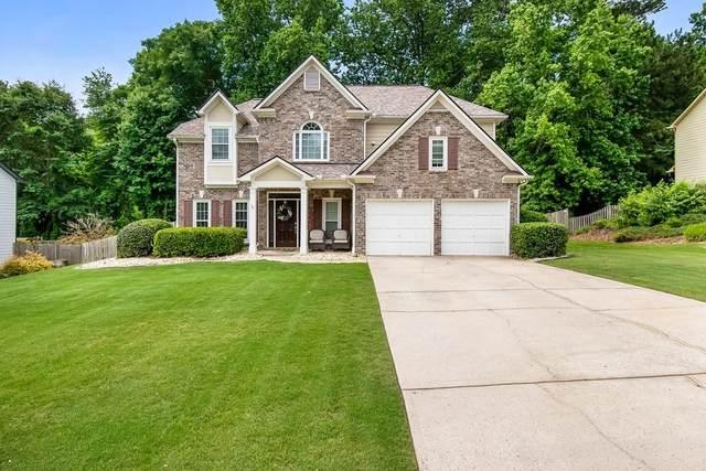 5860 Rives Drive, Alpharetta, GA 30004 (MLS #6896493) :: North Atlanta Home Team