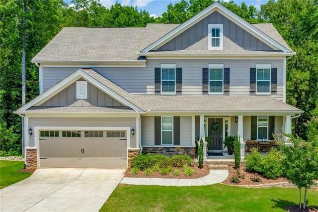 122 Stargaze Ridge, Canton, GA 30114 (MLS #6896499) :: Oliver & Associates Realty