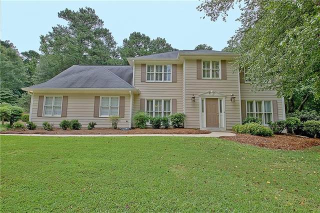 180 Sycamore Bend, Fayetteville, GA 30214 (MLS #6896522) :: Maximum One Partners