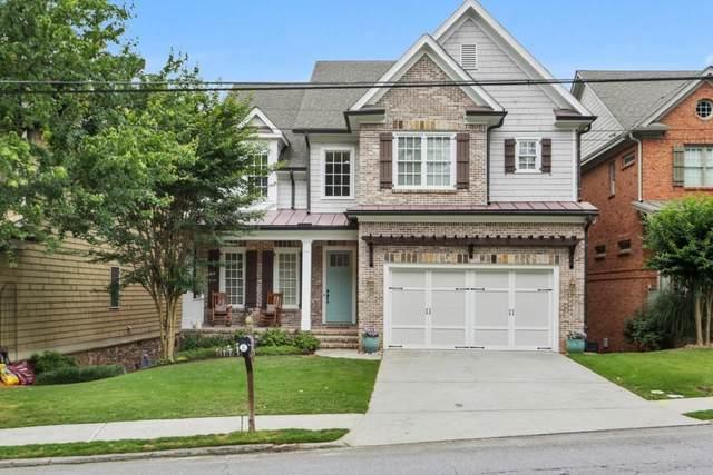 2484 Ellijay Drive, Atlanta, GA 30319 (MLS #6896527) :: Rock River Realty