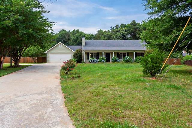 145 Allen Oaks Way, Covington, GA 30016 (MLS #6896528) :: The Heyl Group at Keller Williams