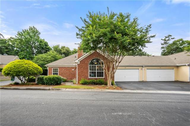 2191 Rockbridge Road #1604, Stone Mountain, GA 30087 (MLS #6896558) :: Kennesaw Life Real Estate