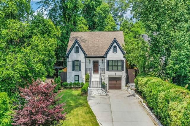 2652 Acorn Avenue NE, Atlanta, GA 30305 (MLS #6896568) :: Kennesaw Life Real Estate