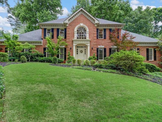 1790 Redbourne Drive, Atlanta, GA 30350 (MLS #6896570) :: Kennesaw Life Real Estate