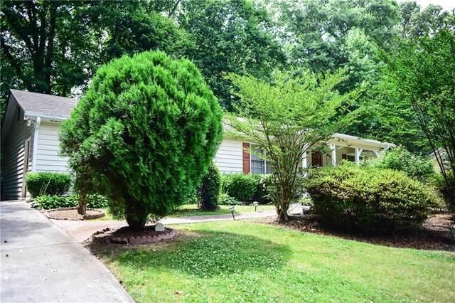 1600 Arden Drive SW, Marietta, GA 30008 (MLS #6896598) :: North Atlanta Home Team