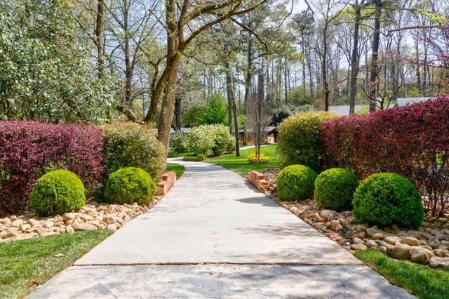 1819 Lenox Road, Atlanta, GA 30306 (MLS #6896603) :: North Atlanta Home Team