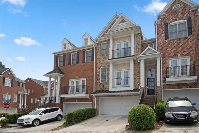 303 Creekbank Way SE, Smyrna, GA 30082 (MLS #6896611) :: North Atlanta Home Team