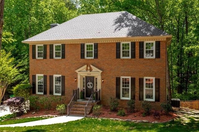 3466 Clement Court, Peachtree Corners, GA 30096 (MLS #6896653) :: The Huffaker Group