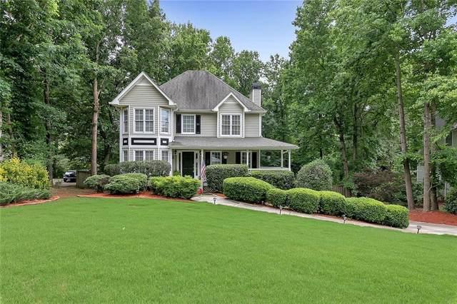 458 Kings Walk, Douglasville, GA 30134 (MLS #6896657) :: Oliver & Associates Realty