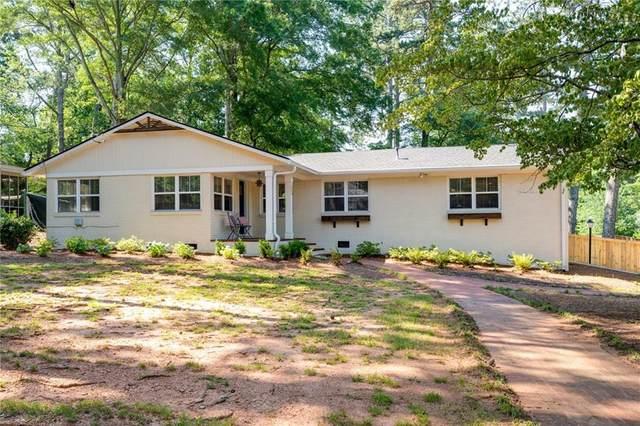 735 Stewart Avenue NW, Marietta, GA 30064 (MLS #6896665) :: Oliver & Associates Realty