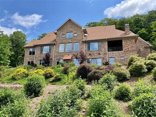 546 Sunset Cliff Drive, Jasper, GA 30143 (MLS #6896670) :: Path & Post Real Estate