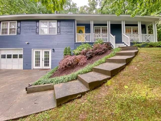119 Creek Hollow Drive, Woodstock, GA 30188 (MLS #6896693) :: North Atlanta Home Team