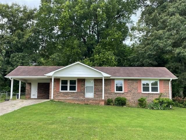 18 Jenny Lane, Cartersville, GA 30120 (MLS #6896700) :: The Heyl Group at Keller Williams