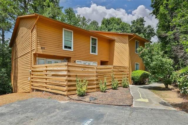 846 Lake Hollow Boulevard SW, Marietta, GA 30064 (MLS #6896719) :: North Atlanta Home Team